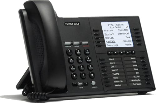 Iwatsu IX-5910 Phone