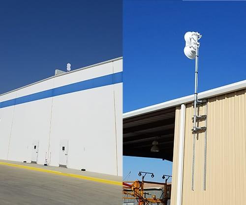 airFiber® Outdoor Wireless 5 GHz PtP Radio Station